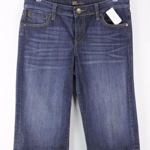 Kut from the Kloth Bermuda Jean Shorts